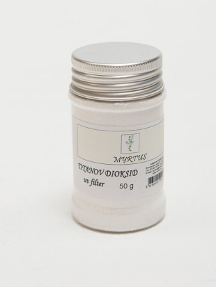 Titanov dioksid UV filter 50 g