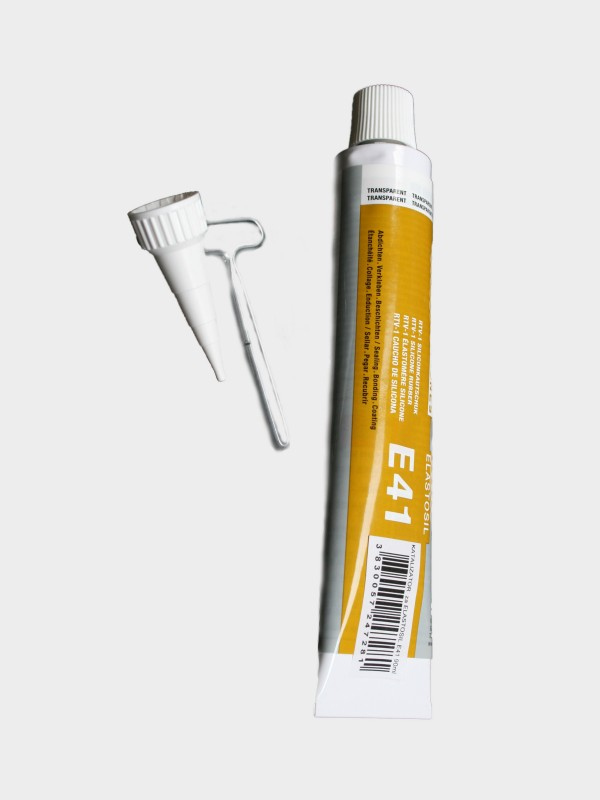 ELASTOSIL E 41 transparent      90 ml tube